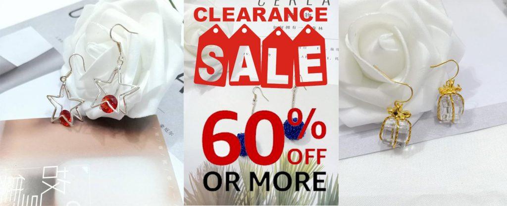 Fashion Earrings Clearrance sale