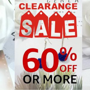 Fashion Earrings Clearrance sale